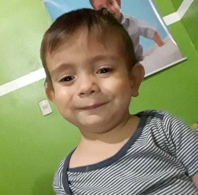 Brunito, el niño que vivirá siempre en la memoria de todos