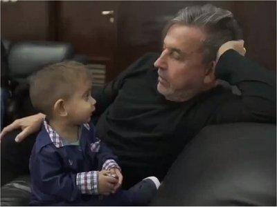 Ricardo Montaner manifestó su profundo dolor por la muerte de Brunito