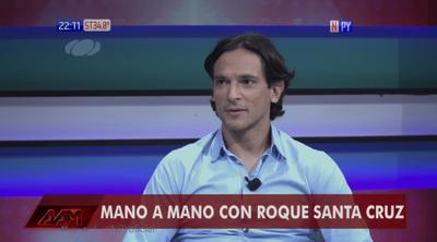 Cuando se retire del fútbol, ¿qué será de Roque?