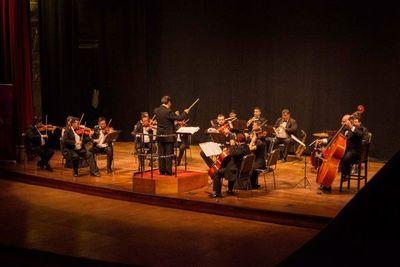 La OCMA presenta un concierto variado en el barrio Ykua Sati