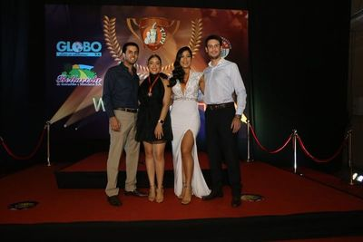 "La fiesta ""Winners Night"" de Tupi SA"