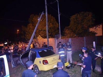 Taxista muere atacado por dos hombres que fingieron ser clientes