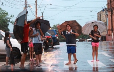 Meteorología anuncia lluvias para este jueves
