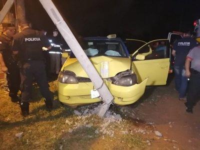 Matan a puñaladas a un taxista