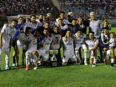 Nacional conquista el Torneo Clausura uruguayo a expensas de Peñarol