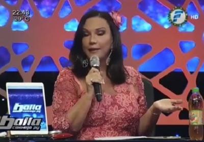 """A Zuni Castiñeira le """"chocó"""" la previa del Churero"""