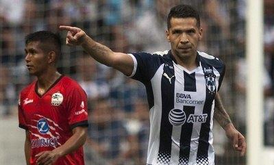 El Monterrey del paraguayo Celso Ortiz ya tiene rival en el Mundial