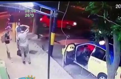 Asalto y muerte de Taxista: Así llegaron los supuestos responsables a la parada