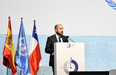 Presentaron la Declaración de Paraguay sobre el Cambio Climático