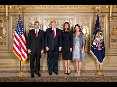 EE.UU. CON EL OJO EN PARAGUAY: MARITO A SOLAS CON TRUMP