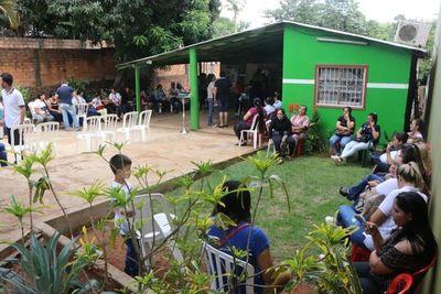 Sentida despedida a Brunito en Alto Paraná