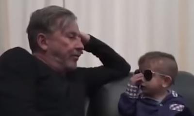 La despedida de Ricardo Montaner a Brunito