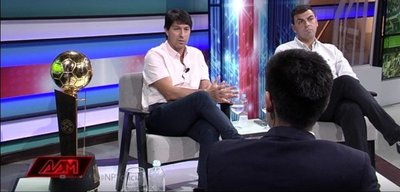 """Daniel Garnero: """"Seguiré con el Olimpia por dos años más"""""""