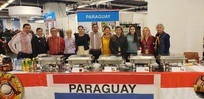 Paraguay presente en el Viena del Bazar 2019