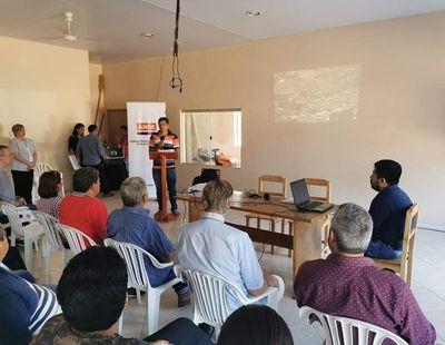 ANDE realiza audiencia con miras a la  construcción de línea de 500 kV en Guairá