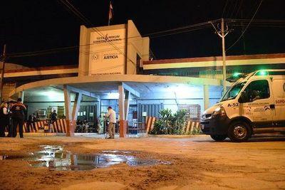 Guardiacárcel que ingresó crack a Tacumbú se dio por detenido