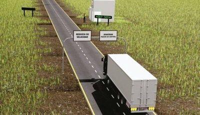 Dinatran implementará nuevo sistema de control electrónico a transportes
