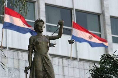 Designan a ministros para la feria judicial