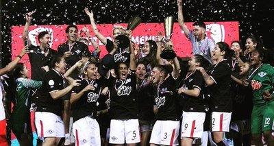 Libertad/Limpeño derrotó a Sol de América y se coronó campeón Absoluto
