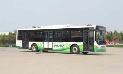 Bus eléctrico realizó su primer recorrido