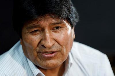 Evo Morales llegó a la Argentina y queda en el país en condición de asilado