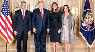 Todo sobre el encuentro de mañana de Mario Abdo con Donald Trump