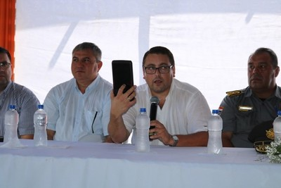 Dinatran inició proceso para aplicar fiscalización por radiofrecuencia