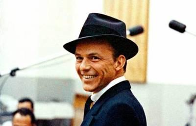 Conmemoran ciento cuatro aniversario de nacimiento de Frank Sinatra