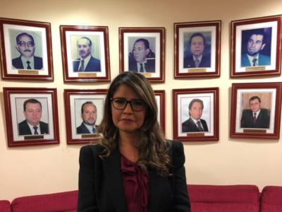 Presencia de FBI en Paraguay es positiva, destaca ministra de Justicia