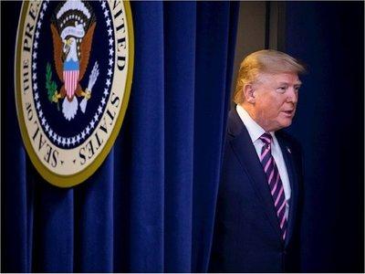"""Republicanos buscan eliminar cargo político de """"abuso de poder"""" contra Trump"""