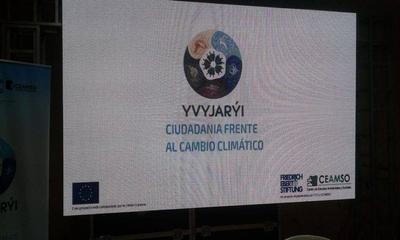 HOY / Ciudadanos de Central debatirán sobre el cambio climático en Paraguay