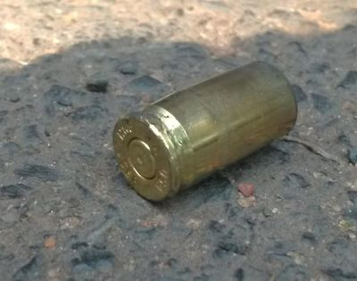 Dos motoasaltantes heridos por civil que los repelió a tiros