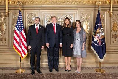 "EE.UU., ojehesape'a Paraguái rehe: Marito oñomongeta Trump ndive ha ""opóta"" hetáve téra"
