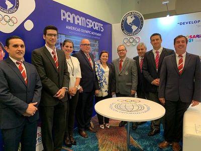 Presentan Juegos Asunción 2022 en asamblea extraordinaria de Odesur
