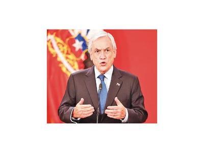 Congreso rechaza juicio político a Piñera