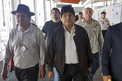 Gobierno de Fernández recibe y da refugio a Evo Morales en Argentina