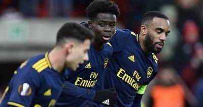 Arsenal y Getafe avanzan; Lazio, fuera
