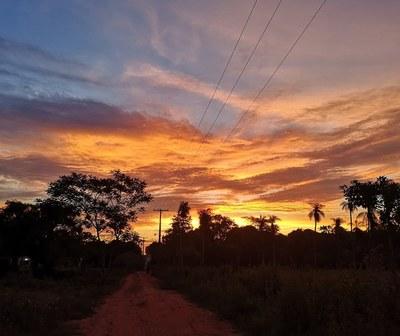 Continúan las lluvias en el Chaco, en el resto del país solo chaparrones