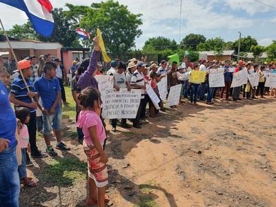 Tensión en Azotey por pedido de intervención municipal
