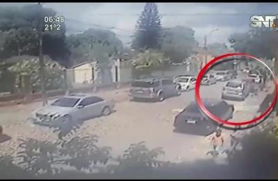 Nueva forma de robar vehículos