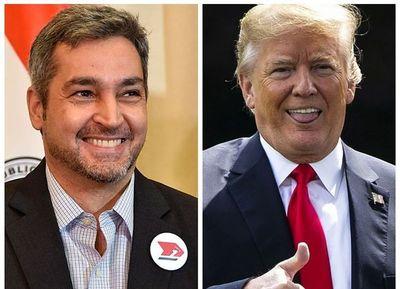 Mario Abdo se reúne con Donald Trump en la Casa Blanca este viernes