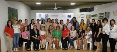 """""""Anímense a participar de las elecciones"""" Ministra insta a las mujeres a presentar candidatura para  el 2020"""