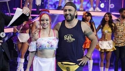La 'retro cumbia' dejó 5 parejas sentencias en el Baila Conmigo Paraguay