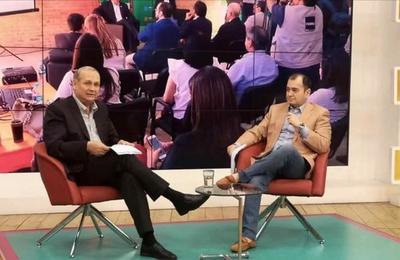 Entrevista con Mario Ferreiro, Intendente de Asunción