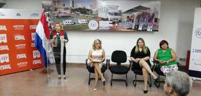 Liliana Zayas Guggiari asume el Viceministerio de la Mujer