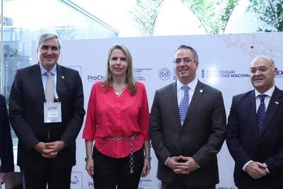"Primer encuentro empresarial ""Paraguay-Chile 2019"""