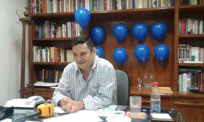 Enrique Salyn Buzarquis, de acuerdo con instalación del FBI en Paraguay