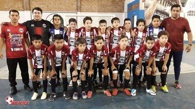 El Nacional C11 de fútbol de salón conocerá a sus finalistas