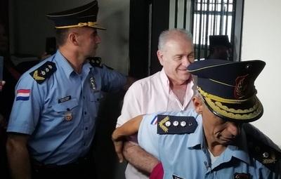 Ramón González Daher y su hijo seguirán en prisión