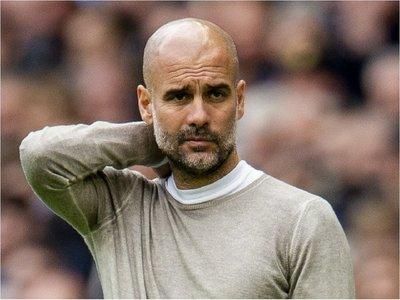 Guardiola niega tener una cláusula para irse del City al final de temporada